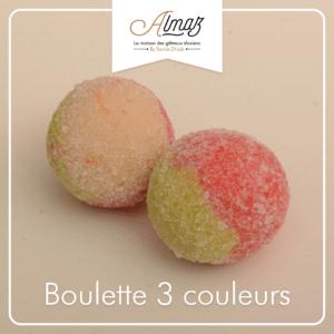 12C – Boulettes 3 couleurs